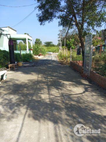 hót! bán nhanh đất thổ vườn 26x33m hẻm 6m sổ hồng riêng chỉ 5tr2/m dự phóng 2 mặt tiền đường