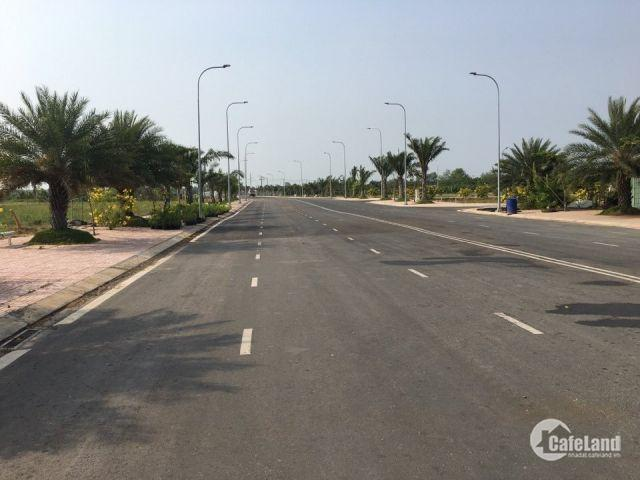 Đất nền 650 triệu/nền, DT 100m2, gần cổng chào Long Hải, hỗ trợ vay 70% LH: 0904.055.105