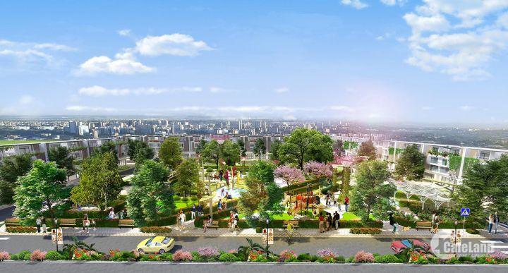 Công ty Asia Land chính thức mở bán những Blog cuối cùng của dự án Eco Town.