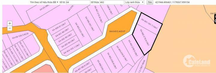 468m2 đất thổ cư đối điện công ty Vedan
