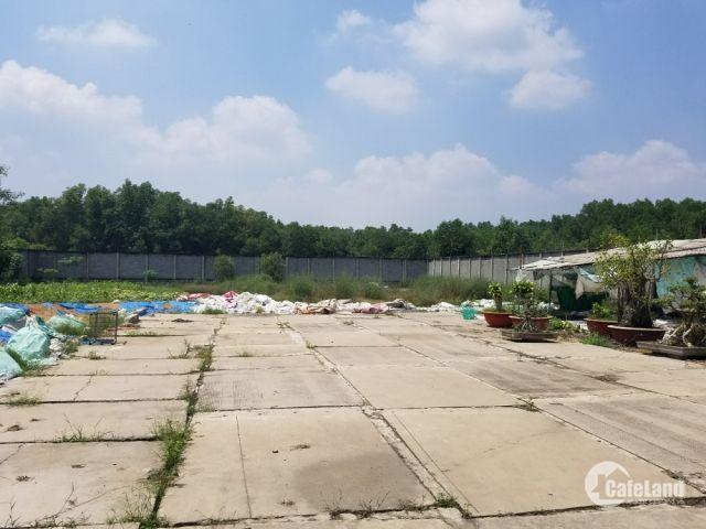 Bán đất gần sân bay Long Thành, đường nhựa 8m, tường rào kiên cố, sổ đỏ 1,8tr/m2