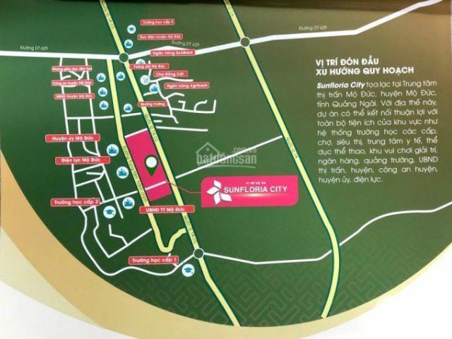 Nhận Đặt Chổ Dự Án SunFloria City (Khu dân cư An Phú)