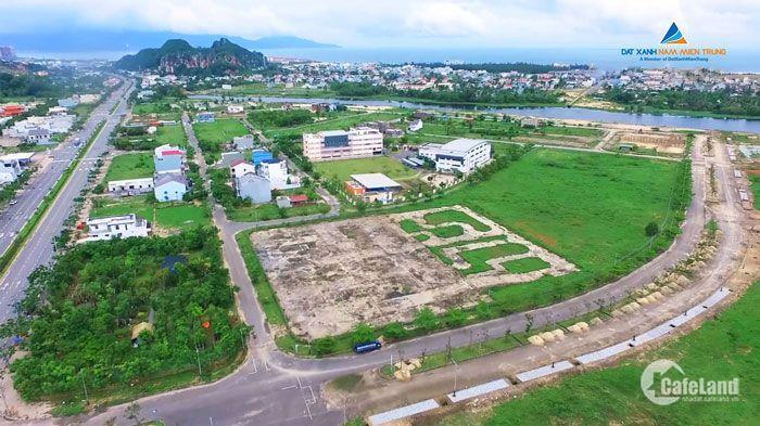Bán đất khu vực Ngũ Hành Sơn, gần sông Cổ Cò, trường quốc tế Singapore