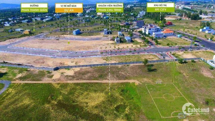 Cơ hội sở hữu đất nền cạnh hồ sinh thái, đại học Campus FPT chỉ từ 1,2tỷ/lô - giá gốc từ chủ đầu tư
