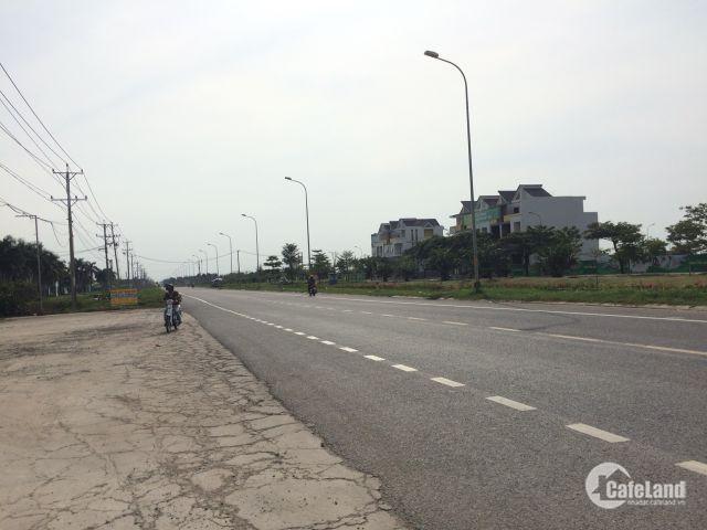 Đất giá rẻ mặt tiền đường lớn ngay Khu CN đông đúc. Chỉ TT 210tr/nền.LH:0908643685