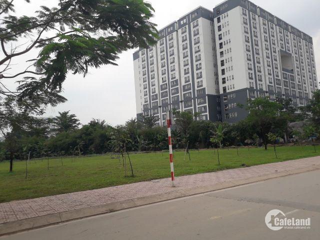 Bán gấp lô đất ngay nhà máy bia tiger đường Lê Văn Khương quận 12