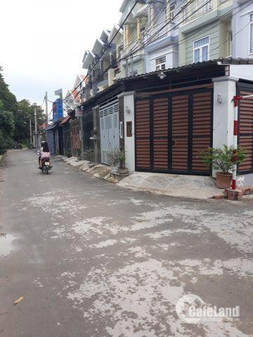 Đất chính chủ ngay ủy ban phường Thạnh Xuân Q12, 5X19m, shr, chính chủ