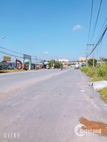 Đất nền quận 9, mặt tiền đường ngay Hoàng Hữu Nam gần BV Ung Bướu