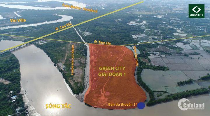 Nhanh tay mua ngay đất ở dự án Green City ở quậ 9, dự án đang hot làm mưa làm gió ở khu vực này.