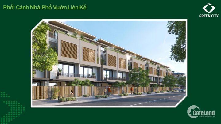 Nhanh tay kẻo bỏ lỡ cơ hội có 1 không 2 tại dự án đất nền Green City tại quận 9. Gía tốt nhất khu vực