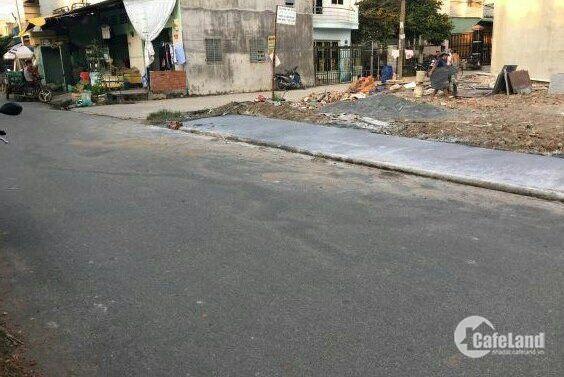 Trả nợ  bán gấp lô đất MT đường 179, Hoàng Hữu Nam, P. Tân Phú,Q9
