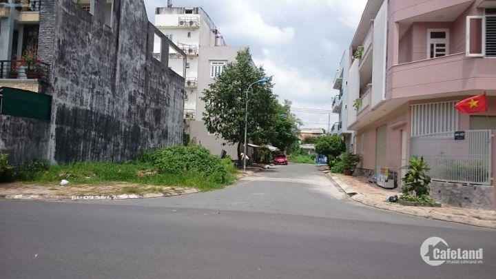 Bán đất 2 mặt tiền AEON MALL Tân Phú, sổ hồng riêng