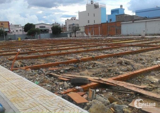đất ở sổ riêng ngay trục đường lê văn Khương Gần nhà máy Bia TIGER