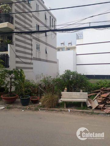 đất nền hẻm 59  Phạm Văn Chiêu ngay chợ Thạch Đà 56m2 sổ riêng chính chủ