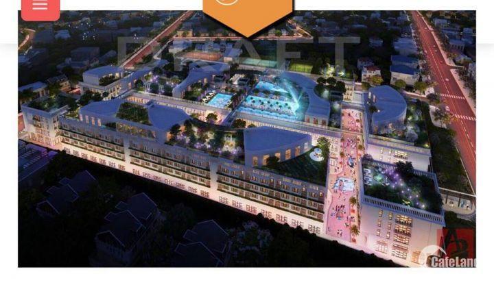 D-One khu phố đi bộ, tổ hợp kinh doanh vui chơi trên tầng thượng cạnh VinCom, Gò Vấp