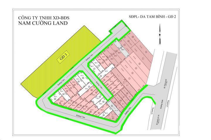 Bán đất khu dân cư chợ đầu mối đã có sổ riêng ,giá 2 tỷ nền đầu tư an cư đều tốt