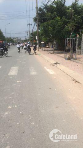 Tôi bán nhanh đất mặt tiền đường, gần chợ Vĩnh Tân, KCN Tân Uyên