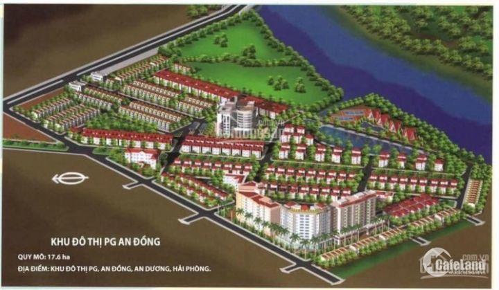Khu đô thị PG An Đồng mở bán 6 căn liền kề cuối cùng. LH:0834256222