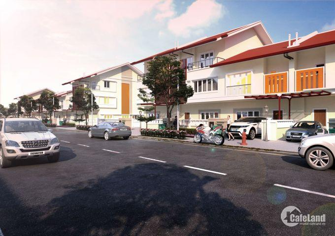 Dự án nhà phố Ecolakes Mỹ Phước 3 - Bình Dương