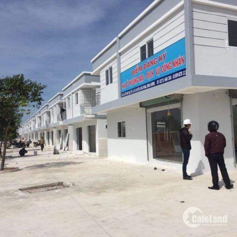 bán nhà phố nằm ngay quốc 13 gần trung tâm hành chính Bàu Bàng 840tr-150m2 LH 0906090101