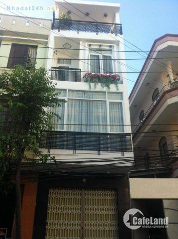 Định cư nước ngoài cần bán gấp căn nhà mặt phố đường Bạch Đằng, DT: 5x23m, đang cho thuê 46.6 tr/th