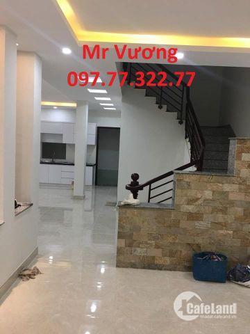 Bán Biệt Thự 133m2 quận Bình Thạnh, gara ôtô trong nhà, 12.8 Tỷ