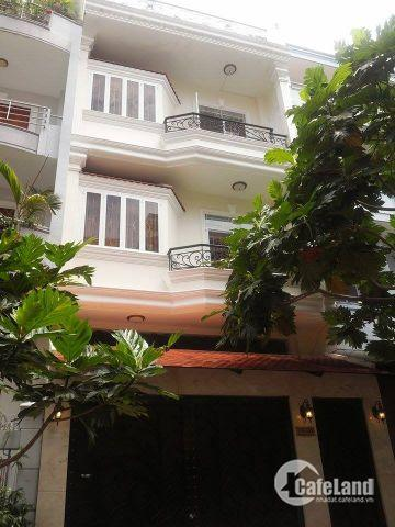 Cần bán gấp nhà mặt tiền hẻm 45 Nguyễn Văn Đậu, DT 6x9m, giá 6,8 tỷ