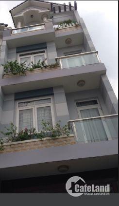 Bán nhà mặt tiền đường D2, Bình Thạnh, 1 trệt, 3 lầu,  giá 10tỷ2. Lh 0977931718