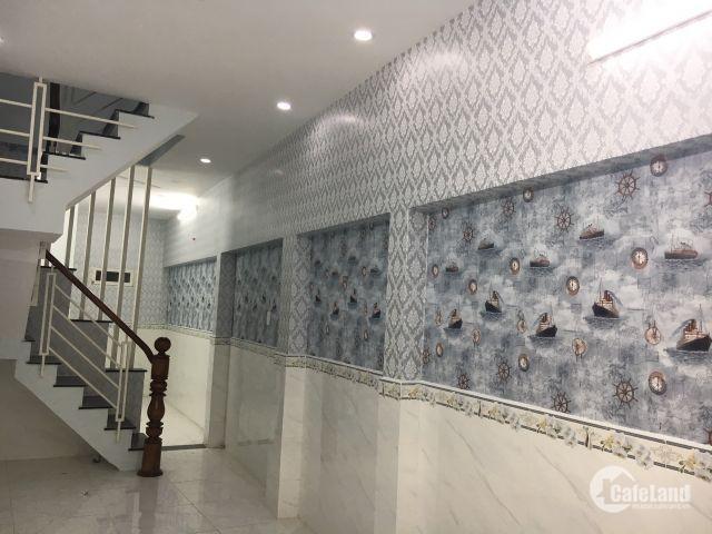 Nhà Chính chủ đường Phan Chu Trinh - Bình Thạnh – Hẻm 4m.