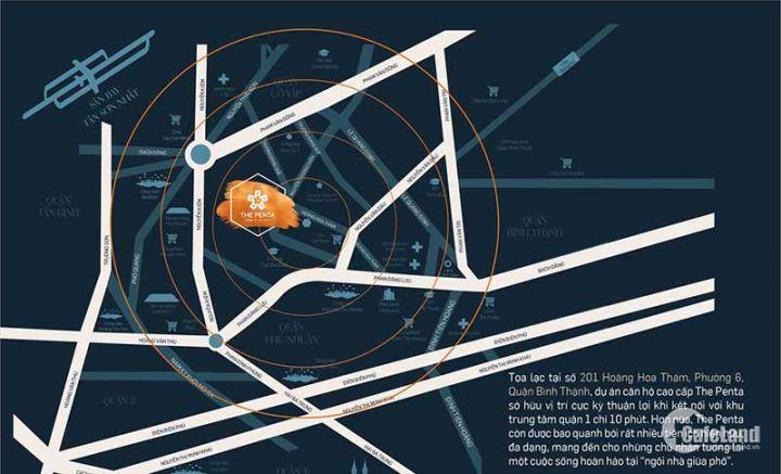 LH: 0357636536 chọn căn ưng ý nhất dự án Penta Hoàng Hoa Thám