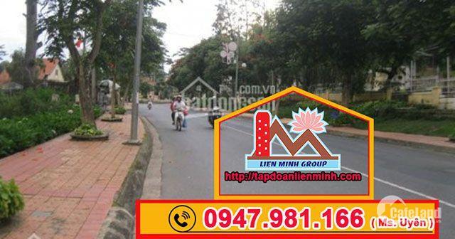 Bán nhà đường Lê hồng Phong – TP. Đà Lạt