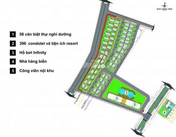 Biệt thự Biển sở hữu Vĩnh Viễn chỉ 3.9 tỷ/350m2 bàn giao Full NT 5* & Hồ Bơi Riêng. LH 0907336890