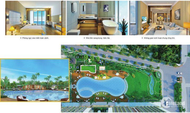 Sở hữu biệt thự biển sổ hồng vĩnh viễn The Long Hai Resort