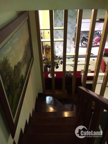 Bán nhà phân lô 3 mặt thoáng Yên Lãng,Thái Hà, Thái Thịnh 42m 6 tầng. Giá 5,4 tỷ