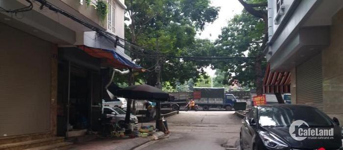 Bán nhà đẹp khu Cát Linh, 75m2, giá 5,8 tỷ.
