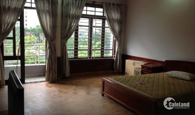 Bán nhà Trần Quang Diệu phân lô 5 tầng 38m, 2 mặt thoáng. MT 4m. Giá 4 tỷ.