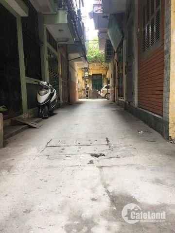 Bán lô đất vàng phố Yên Lãng, 53m2, mt 4.2m, giá 4 tỷ.
