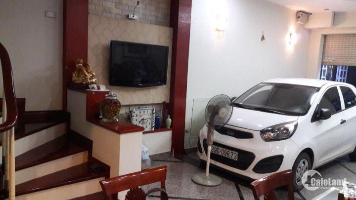 Bán nhà Nguyễn Chí Thanh, ô tô vào nhà , mt gần 6m. Giá 10.x tỷ