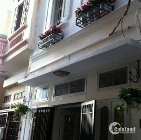 Bán nhà chính chủ có nội thất phố Tôn Đức Thắng – 35m2 -5 tầng