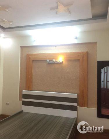 Bán nhà riêng mới 5 tầng ngõ Lương Sử C, Đống Đa. 25m2 x 3PN rộng.