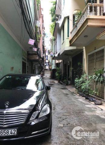 Bán gấp nhà riêng phố Phương Mai, ô tô đỗ, kd vp, 42m. 4.5 tỷ.