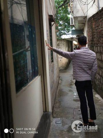 Bán Nhà Giá Nào Cũng Bán - Miễn Đừng Rẻ Quá Nhé Ngay Phố Nguyễn Phúc Lai – Hoàng Cầu 40m2 MT 5m KBT 5 Tầng