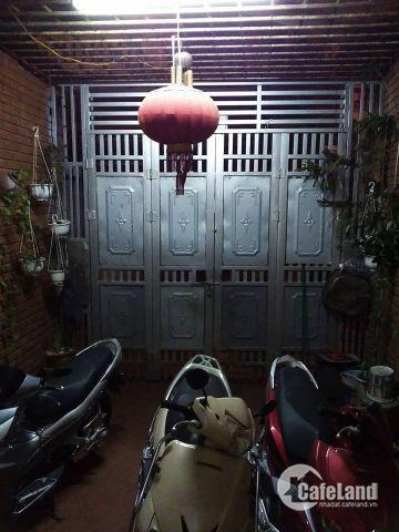 Bán nhà ngõ phố Trần Quý Cáp, ô tô đỗ gần, 60m 4t, 80tr/m2