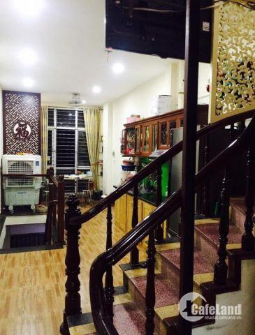 Nhà MP Tây Sơn 2 – Thái Hà, KD sầm uất 45m, nhà 6 tầng