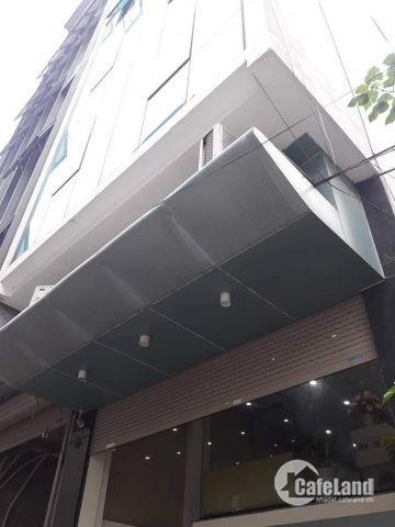 Mặt phố Đê La Thành -  Ô Chợ Dừa, 100m, lô góc, 18 tỷ