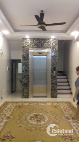 Bán nhà phố Hào Nam 40m2, 6 tầng, thang máy kinh doanh giá 5.1 tỷ