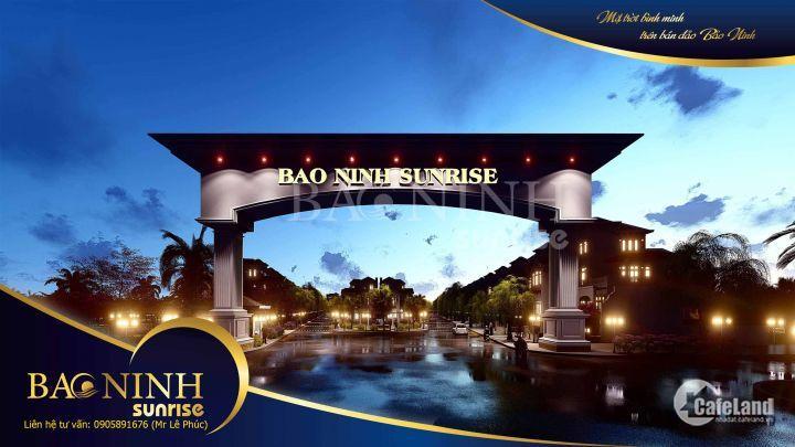 Biệt thự nghỉ dưỡng tiêu chuẩn 5 sao Bảo Ninh Sunsire (Giá gốc công ty)