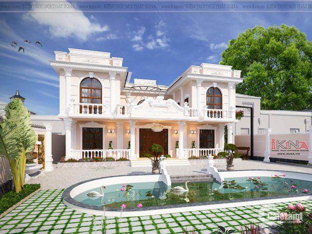 Cần bán gấp căn biệt thự Hoa Viên tại khu đô thị Đặng Xá, giá cả cực chất.