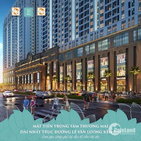 Bán căn hộ 2PN  Roman Plaza – trả trước 700tr  sở hữu căn hộ full nội thất HTLS 0% - CK 4,5%