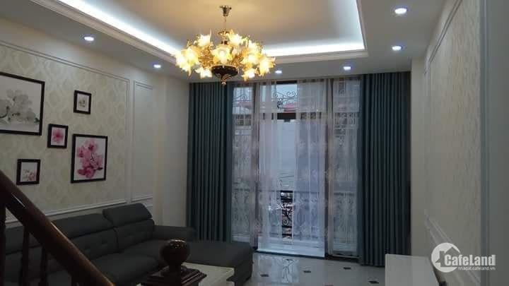 Nhà chính chủ ngõ 58 Thanh Bình - Hà Đông 55m, xây 5t, bán 4,2 tỷ